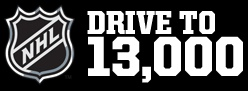 Drive to 13,000