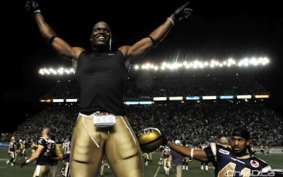 Bombers Trade Odell Willis, Send Swaggerville Mayor West