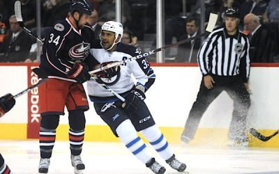 Jets' Byfuglien Tapped to Play in NHL All-Star Game
