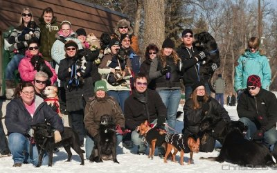 A Club of Their Own — City's Black Dogs Come Together