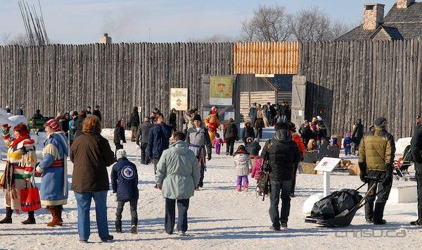 Festival du Voyageur runs February 15-24, 2013. (STAN MILOSEVIC / CHRISD.CA FILE)
