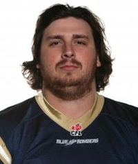 Glenn January (BLUEBOMBERS)