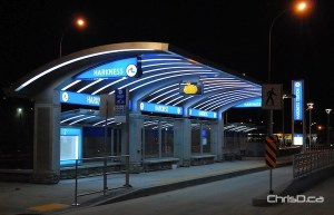 Harkness Rapid Transit Station