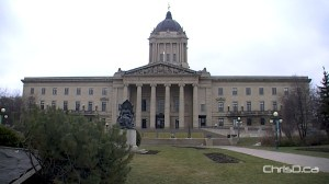 Manitoba Legislative Building (CHRISD.CA FILE)