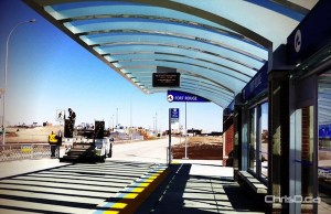 Fort Rouge rapid transit station (CHRISD.CA)