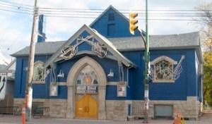 West End Cultural Centre (HANDOUT)
