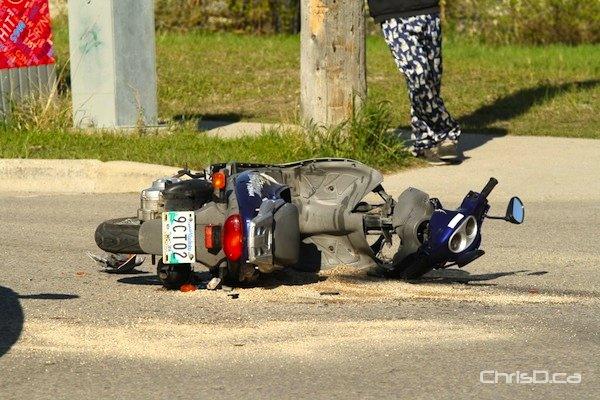 the scooter accident Les principales causes d'accidents de scooter à paris forte de ses nombreuses statistiques, la sécurité routière nous apprend quelles sont les deux principales.