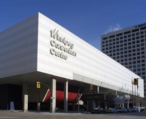 Winnipeg Convention Centre (TOURISM WINNIPEG)