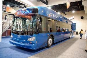 New Flyer's Xcelsior bus model (WIKIPEDIA)