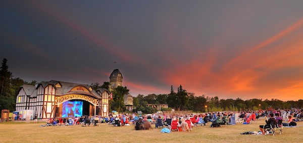 Assiniboine Park's 'Movies in the Park' (DAN HARPER / HANDOUT)