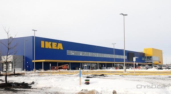 IKEA Winnipeg (STAN MILOSEVIC / CHRISD.CA)