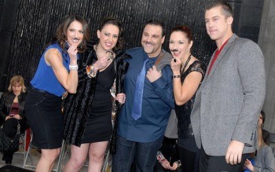 Downtown Fashion Show Fundraises for Movember