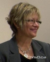 Education Minister Nancy Allan (CHRISD.CA FILE)