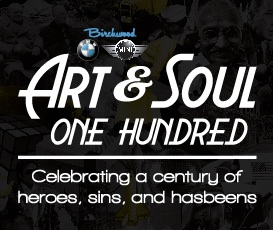Birchwood BMW Art & Soul: One Hundred