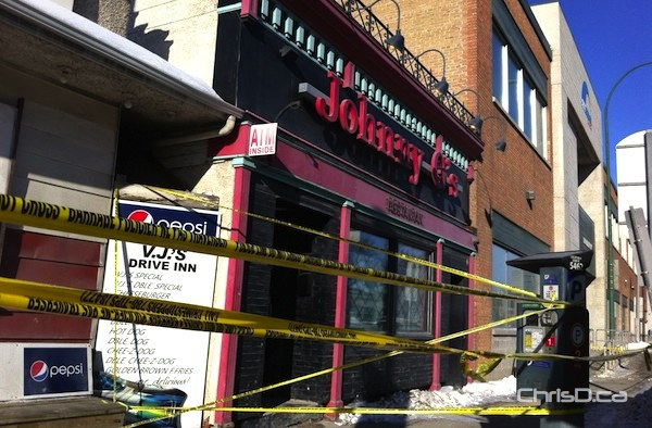 Johnny G's Restaurant Shooting