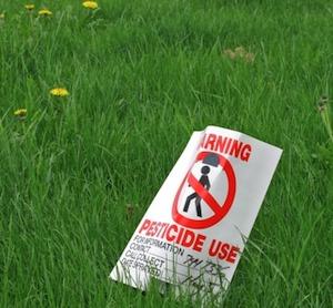 Lawn Pesticide