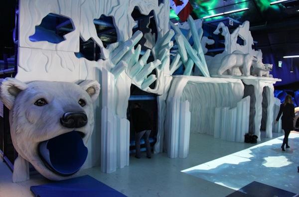 Polar Playground - Assiniboine Park Zoo