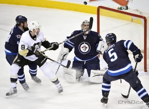 Winnipeg Jets - Pittsburgh Penguins