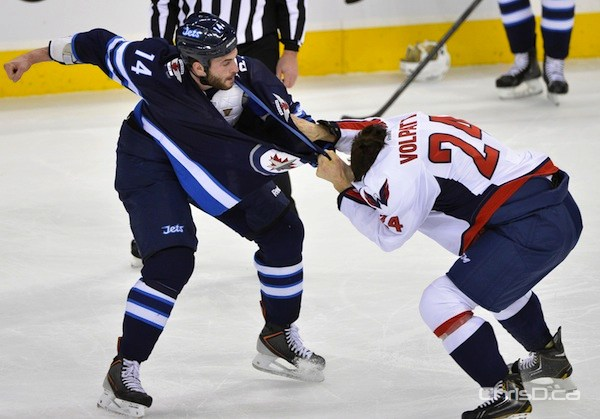 Anthony Peluso - Winnipeg Jets