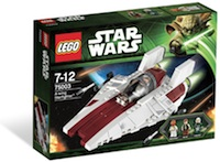 Star Wars A-wing Starfighter 75003