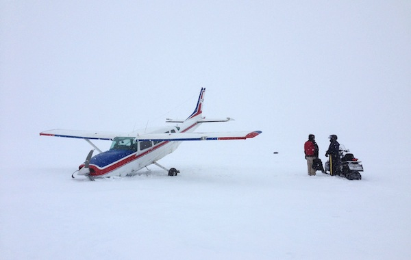 Island Lake Plane Crash