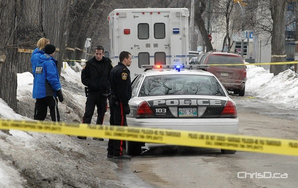 Langside Street Homicide
