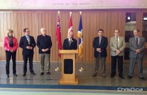 Manitoba Mayors