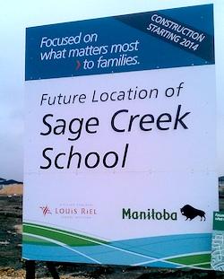 Sage Creek School