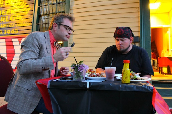 Steven Page - Illegal Eater
