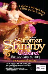Summer Shimmy Cabaret