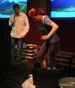 Terri Apostle - Winnipeg Wine Festival