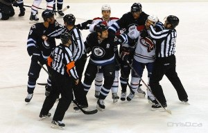 Winnipeg Jets - Montreal Canadiens
