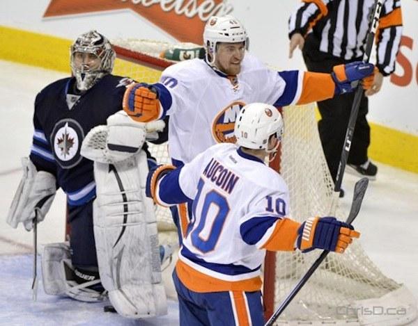 Winnipeg Jets - New York Islanders