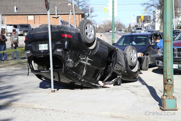 Enfield - Goulet Rollover