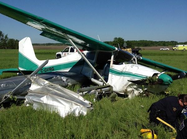 Lac du Bonnet Plane Crash