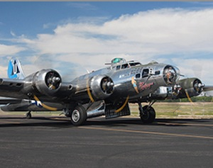Sentimental Journey - Boeing B-17