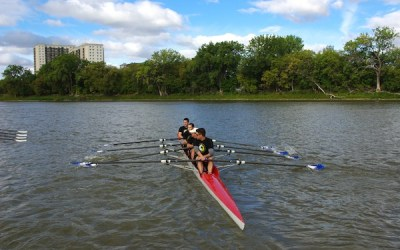 Rowing Club Holding Open House on Saturday
