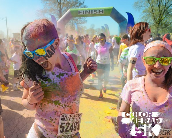 Colour Me Rad