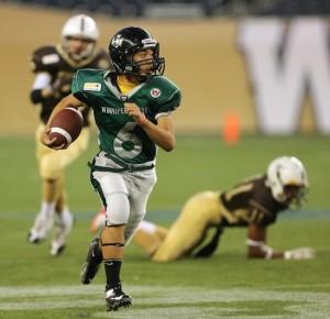 Elijah Caparros - Winnipeg West