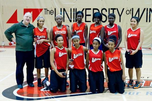 Inner City Wesmen Basketball