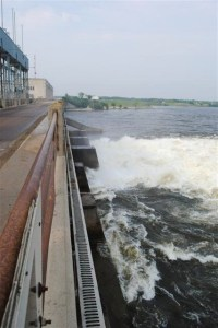 Powerview - Pine Falls Dam