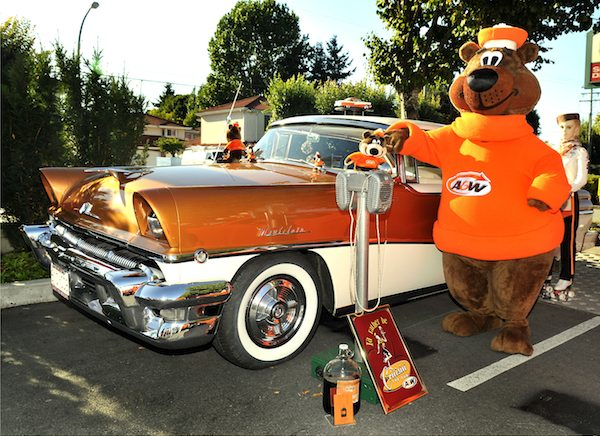 A&W Cruisin' for a Cause Day