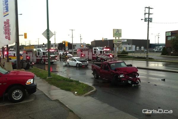 Fatal McPhillips Street Crash