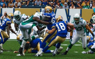Blue Bombers Finally Win One for the Fans