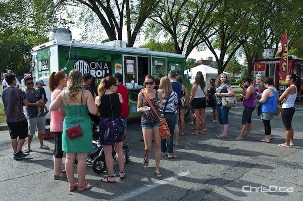 ManyFest Food Truck Wars