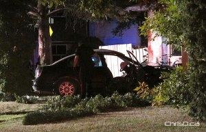 Maples Car Crash
