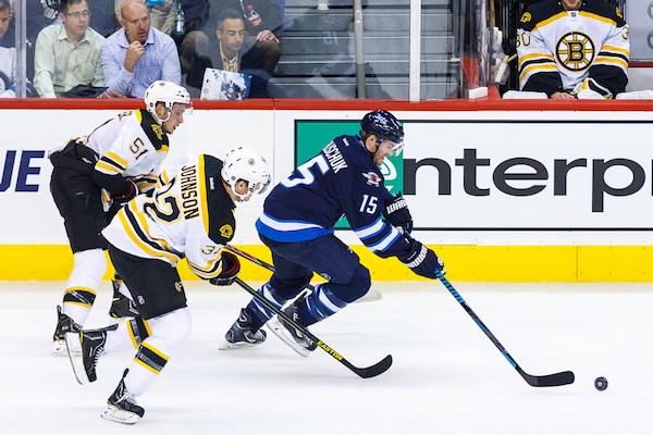Matt Halischuk - Winnipeg Jets