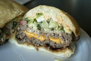 Saigon Jon's Burger