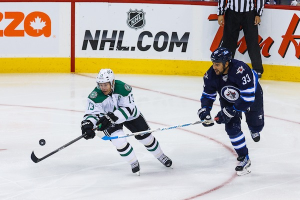 Dustin Byfuglien - Winnipeg Jets