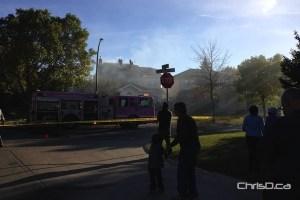 Richmond West Fire